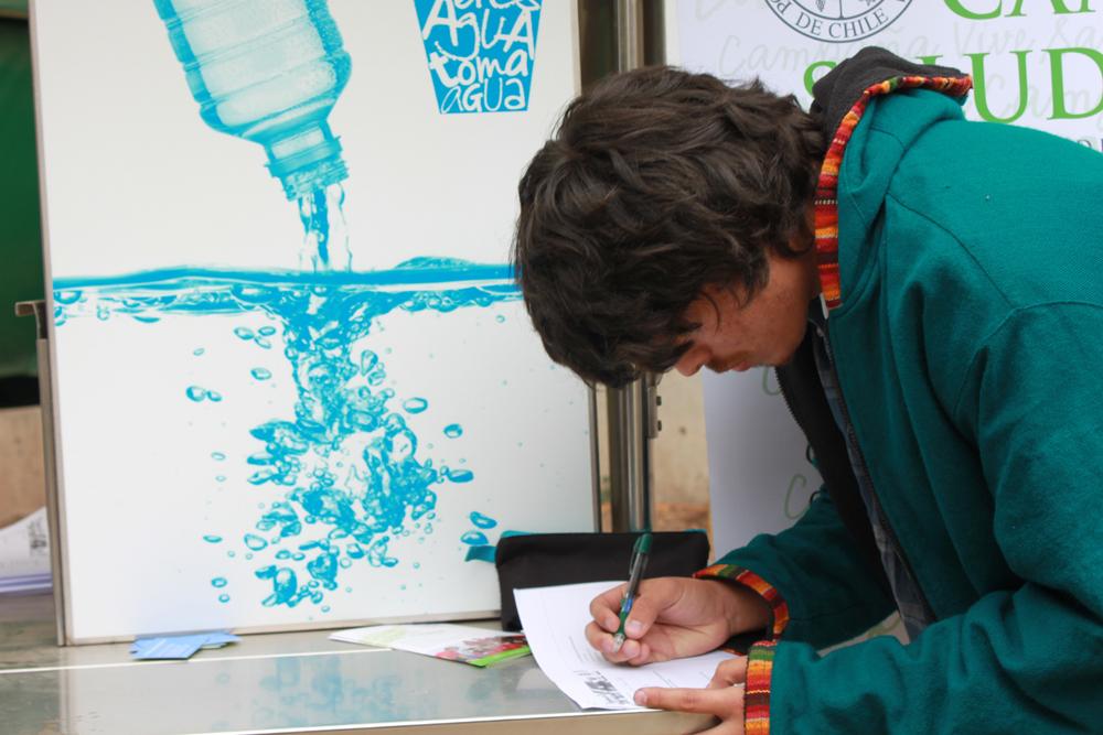 Participa en el Tour del Agua