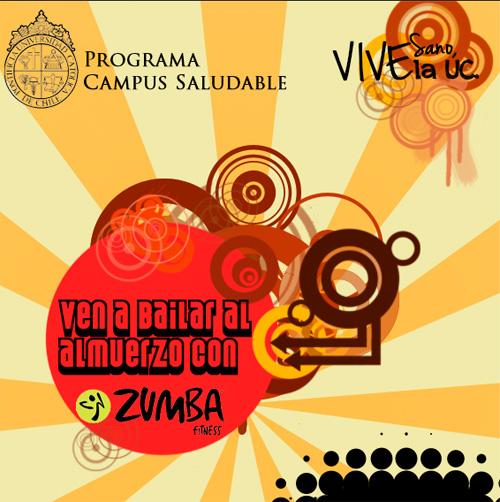 Zumba y Yoga en tu campus