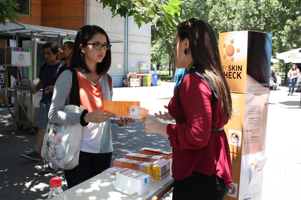 Se realiza exitosa campaña orientada a prevenir el cáncer de piel