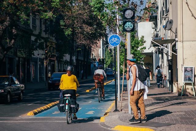 Muévete por la ciudad de forma saludable